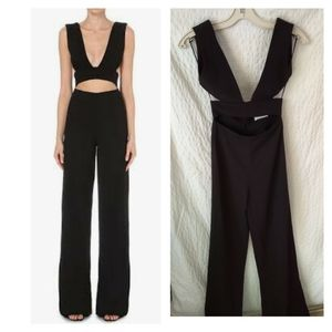Solace London Deanne Crepe Jumpsuit